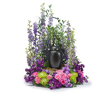 Forever Cherished Surround in South Surrey BC, EH Florist Inc