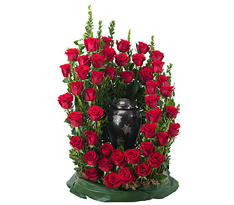 Royal Rose Surround in South Surrey BC, EH Florist Inc