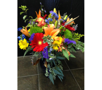Custom Arrangement in Carlsbad CA, El Camino Florist & Gifts