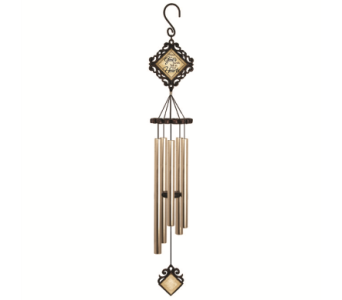 Windchime -In God's Hands in Oakland City IN, Sue's Flowers & Gifts