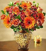 In Love With Fall Bouquet in Round Rock TX, Heart & Home Flowers
