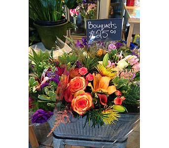 Artisan Handtied Bouquets in Charleston SC, Tiger Lily Florist Inc.