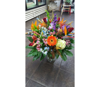 Mixed Seasonal Flowers in Carlsbad CA, El Camino Florist & Gifts
