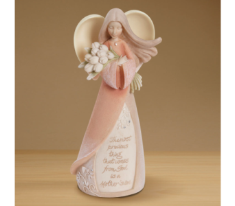 Foundation Angel in Oakland City IN, Sue's Flowers & Gifts