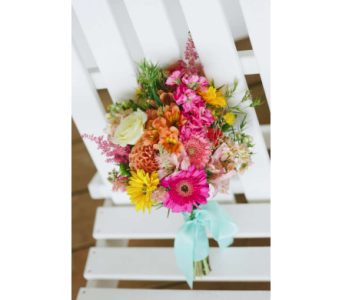 Garden Bouquet in Kissimmee FL, Golden Carriage Florist