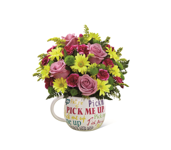 The FTD� Pick-Me-Up� Bouquet in Fort Pierce FL, Giordano's Floral Creations