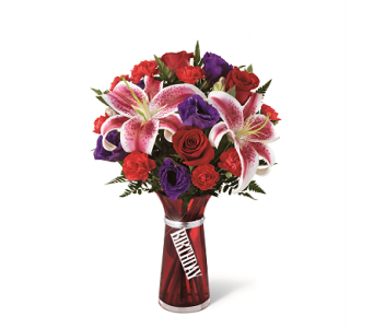 The FTD� Birthday Wishes� Bouquet in Fort Pierce FL, Giordano's Floral Creations