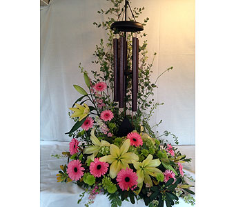 Windchime in Crafton PA, Sisters Floral Designs