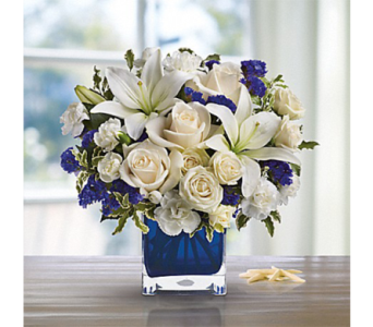 Sapphire Skies in Indianapolis IN, George Thomas Florist