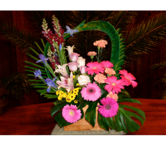 Custom in Honolulu HI, Marina Florist