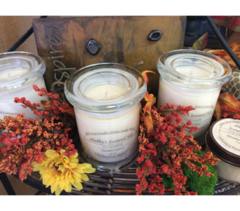 Homemade Soy Candles in Vero Beach FL, Artistic First Florist