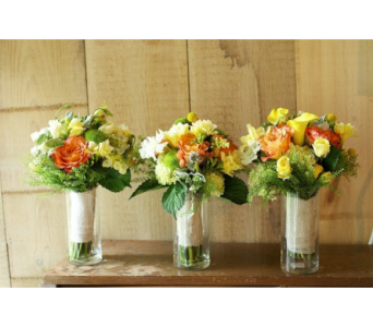 Rustic Chic Bouquet in Kissimmee FL, Golden Carriage Florist