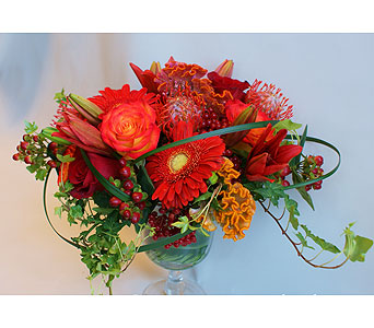 Autumn Melody in Victoria BC, Fine Floral Designs