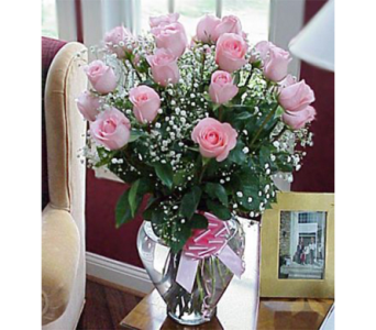 18 Roses Any Color in Indianapolis IN, George Thomas Florist