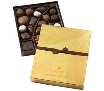 Harry London 14 oz. Gourmet Chocolates in Palm Desert CA, Milan's Flowers & Gifts