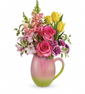 Teleflora's Garden Rendezvous Bouquet in Tyler TX, Country Florist & Gifts