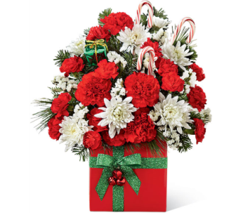 Holiday Cheer Bouquet in Anchorage AK, Flowers By June