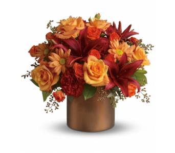 Teleflora's Amazing Autumn in Yonkers NY, Beautiful Blooms Florist