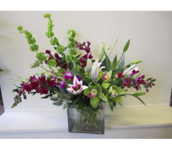 Remembrance Bouquet in Kissimmee FL, Golden Carriage Florist
