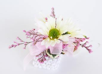 Daisy Corsage in Cary NC, Cary Florist