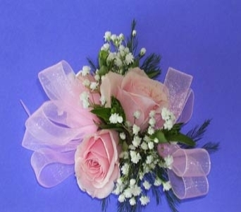 Spray Rose Corsage in Cary NC, Cary Florist