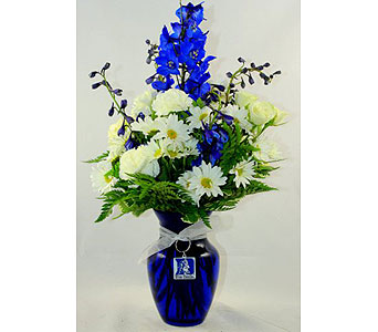 Duke Pride Arrangement in Cary NC, Cary Florist