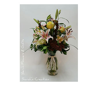 Sarah's Creations in Alliston, New Tecumseth ON, Bern's Flowers & Gifts