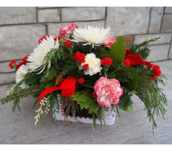 Basket of Cheer in Muskegon MI, Wasserman's Flower Shop