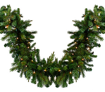 Apache Lifelike Garland NOW 50% Off in Little Rock AR, Tipton & Hurst, Inc.