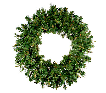 Princess Pine Lifelike Wreath in Little Rock AR, Tipton & Hurst, Inc.