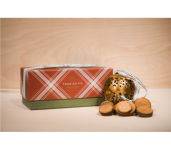 Frasier Fir by Thymes Scented Holiday Pomander in Little Rock AR, Tipton & Hurst, Inc.