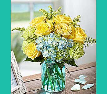 WISHES BOUQUET` in Yelm WA, Yelm Floral