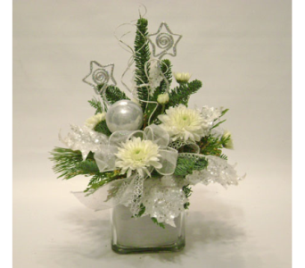 Ice Crystal Bouquet in Herndon VA, Herndon Florist, Inc