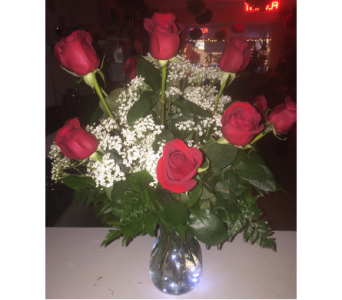 Light Up Roses in Needham MA, Needham Florist