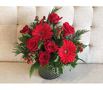 Red Christmas in Charleston SC, Tiger Lily Florist Inc.