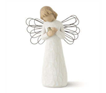 Angel of Healing  in Fort Worth TX, Greenwood Florist & Gifts