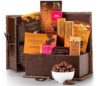 Sweet Sensations Godiva Chocolates