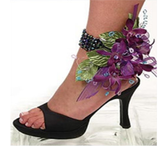 Custom Anklets in Indianapolis IN, George Thomas Florist