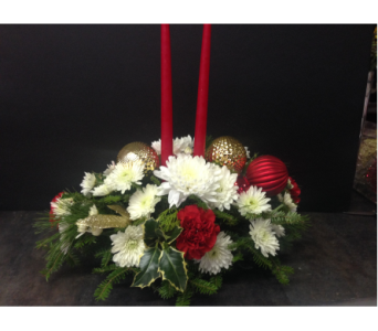 Holly Jolly in Staten Island NY, Buds & Blooms Florist