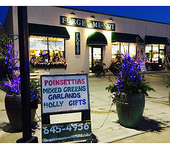 Tour Our Store in Northfield MN, Forget-Me-Not Florist