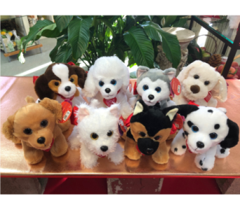 Wuffle Plush Animal in Jamesburg NJ, Sweet William & Thyme