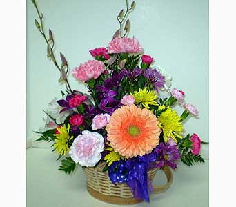 Winter''s  Delight Basket in Falmouth MA, Falmouth Florist 508-540-2020