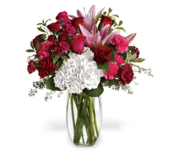 Burgundy Blush in Big Rapids, Cadillac, Reed City and Canadian Lakes MI, Patterson's Flowers, Inc.