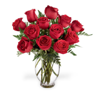 For My Valentine in Big Rapids MI, Patterson's Flowers, Inc.