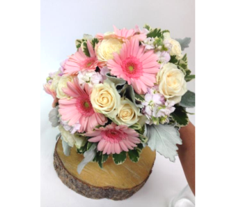 Pastel Garden Bouquet in Lakewood CO, Petals Floral & Gifts