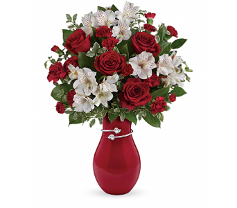 Give Her Your Heart in Tempe AZ, Bobbie's Flowers