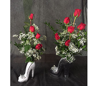 Valentine Heel in Ft. Lauderdale FL, Jim Threlkel Florist