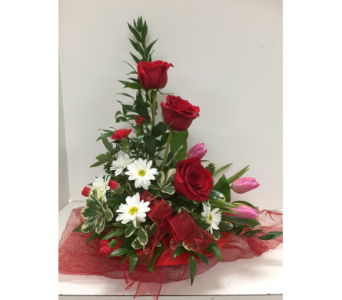 Spring Into Love in Depew NY, Elaine's Flower Shoppe