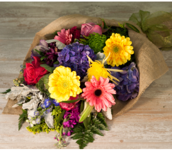 Premium Mixed Cut Flower Bouquet in Merrick NY, Feldis Florists