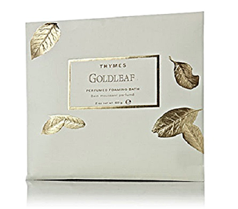 Goldleaf Foaming Bath Envelope in Amelia OH, Amelia Florist Wine & Gift Shop